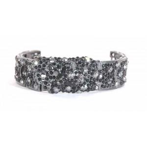 Bracelet panthère sur bracelet articulé